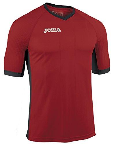 Joma Emotion Maglietta, Rosso, 3XS