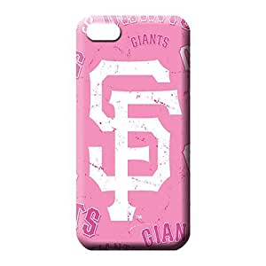 diy zhengiphone 5c normal Ultra Anti-scratch Awesome Phone Cases cell phone carrying shells san francisco giants mlb baseball