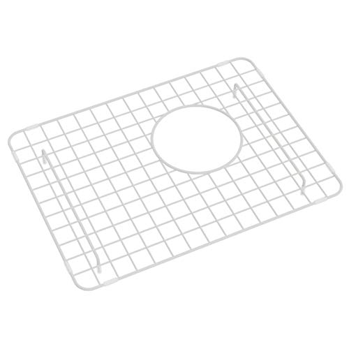 - ROHL WSG4019SMBS Wire Sink Grids, Biscuit