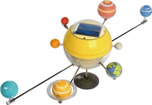 OWI - Kit Sistema Solar, Sol y Planetas (OWI-MSK679): Amazon.es ...