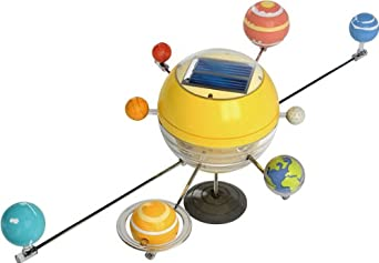 Amazon.com: OWI The Solar System Solar Kit: Toys & Games