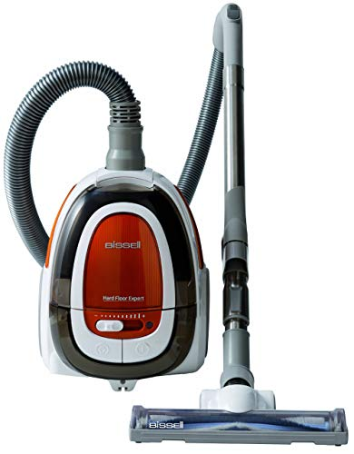 BISSELL Hard Floor Expert Bagless Canister Vacuum, 1154 – Corded (Renewed)