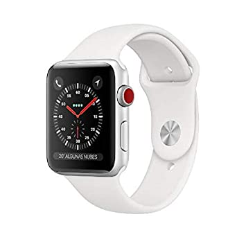 Apple Watch Series 3 - Relojes inteligentes (GPS + cellular, con Caja de 42