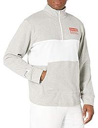 Retro Varsity Pullover Sweatshirt