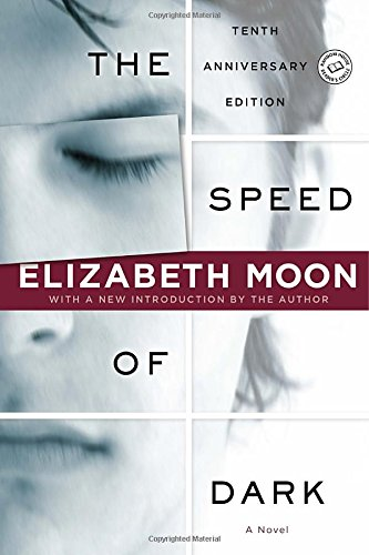Book cover for The Speed of Dark