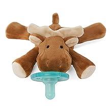 WubbaNub - Infant Pacifiers (Moose)