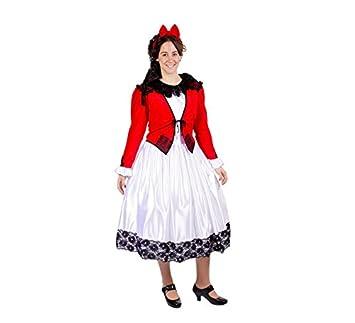 Disfraz de goyesca mujer - Única: Amazon.es: Juguetes y juegos