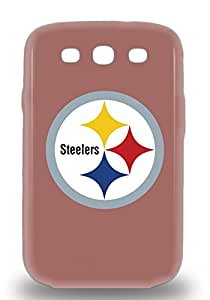 NFL Pittsburgh Steelers Logo Fashion Tpu S3 3D PC Case Cover For Galaxy ( Custom Picture iPhone 6, iPhone 6 PLUS, iPhone 5, iPhone 5S, iPhone 5C, iPhone 4, iPhone 4S,Galaxy S6,Galaxy S5,Galaxy S4,Galaxy S3,Note 3,iPad Mini-Mini 2,iPad Air )