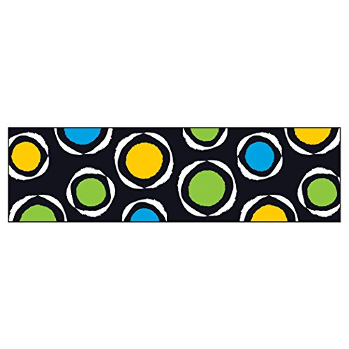 TREND enterprises, Inc. Bold Strokes Circles Bolder Borders, 35.75'