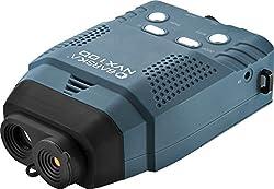 BARSKA Day Night Vision Digital Monocular Infrared Illuminator Viewing in The Dark up to 328ft/100m
