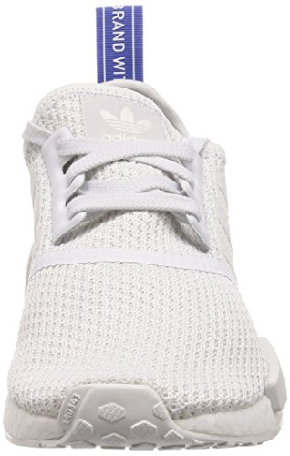 Blanco 0 Gimnasia Zapatillas Crystal NMD de Mujer adidas Lilac para White White Real W r1 Crystal wqHxXAAZ8