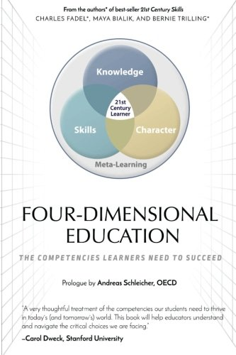Pdf Teaching Four-Dimensional Education: The Competencies Learners Need to Succeed