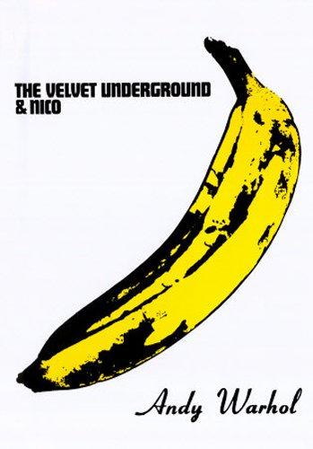 Amazon.com: 1 X Velvet Underground and Nico - Banana by Andy Warhol ...