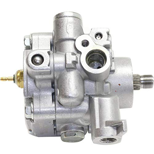 Subaru Steering Pump Power - Power Steering Pump compatible with LEGACY/OUTBACK 05-09 / IMPREZA 08-14 New without Reservoir