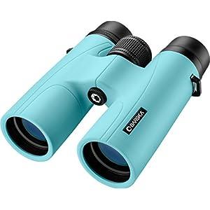 """BARSKA Crush Series 10x42mm Shockproof Colorful Binoculars"""