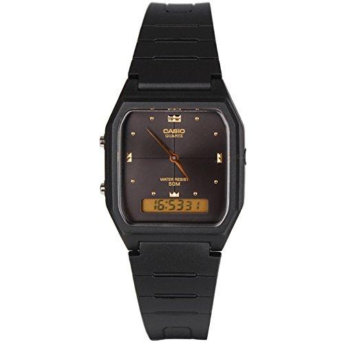 Relógio Unissex Anadigi Casio AW 48HE 1AVDF