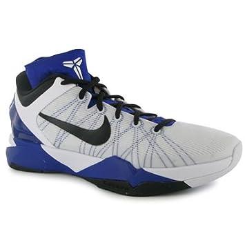 online store ff240 1cd9c nike zoom kobe VII 7 supreme mens basketball trainers 488244 100 uk 13 us  14 eu 48.5 sneaker shoes  Amazon.co.uk  Sports   Outdoors