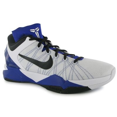 Nike - NIKE KOBE VII SYSTEM SUPREME - Coleur: Blanco-Violeta - Taille: 48.5