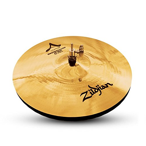 Zildjian A Custom 14'' Mastersound Hi Hat Cymbals Pair