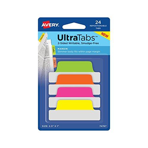 Avery Ultra Tabs 2.5