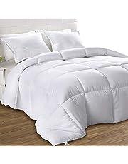 Utopia Bedding All Season 250 GSM Comforter - Ultra Soft Down Alternative Comforter - Plush Siliconized Fiberfill Duvet Insert - Box Stitched