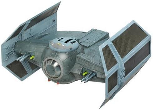B000GGM4MA Hasbro Star Wars Starfighter Vehicle Darth Vader Tie Advanced Starfighter Vehicle 41Ngn4mrl4L.