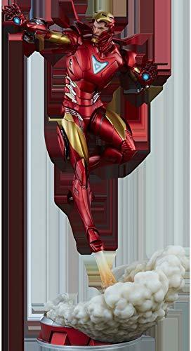 (Sideshow Marvel Comics Adi Granov Artist Series Iron Man Extremis Mark II Statue)