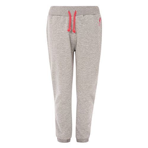 Price comparison product image Liverpool F.C. Big Girls' LFC Glitter Joggers 9-10 Grey