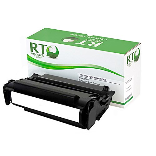 (Renewable Toner Compatible Toner Cartridge High Yield Replacement for Lexmark 12A7315 12A7415 T420 (Black))
