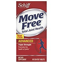 Advanced Total Joint Health Tablet, 80 Count, Sold as 1 Each