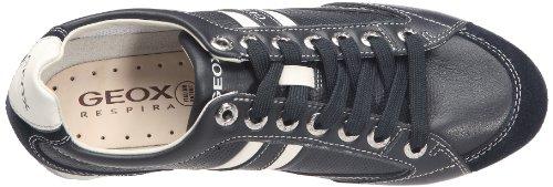 Geox U Andrea P, Sneaker Uomo blu