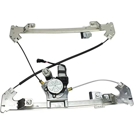 New FO1550126 Rear Driver Side Window Regulator for Ford F-150 2004-2008