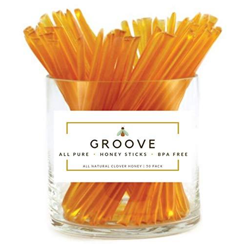 Groove Clover Honey Sticks