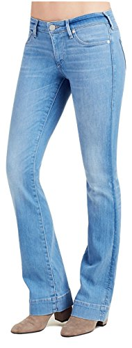 True Religion Women's Becca Mid Rise Bootcut Jean, Spring Break, 25 by True Religion