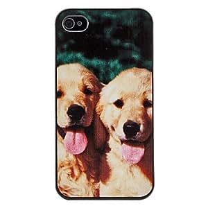 Conseguir Caso duro Cute Puppy patrón para el iPhone 4/4S