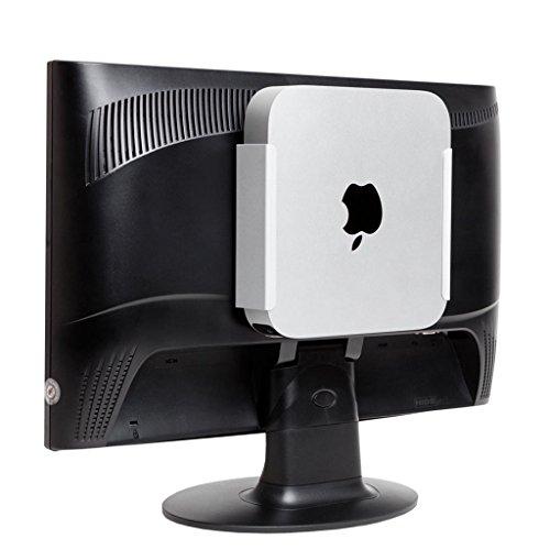 HIDEit MiniU Mount - Patented Mac Mini Wall Mount, VESA Mount, Under Desk Mount - Made in The USA