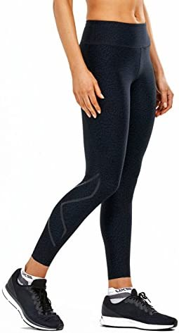 MID-RISE PRINT COMP TIGHTS