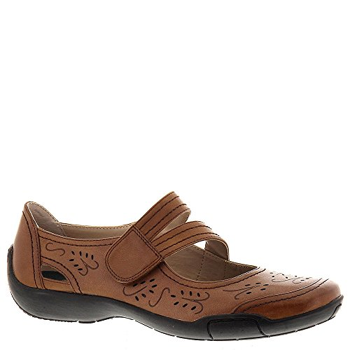 Ros Hommerson Women's Chelsea Mary Janes,Brown,7.5 - C Ros