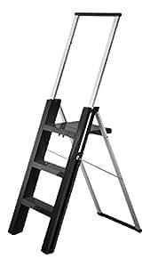 Magis AC38 GR - Flo plegable escalera de mano - gris antracita