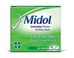 Midol, Caffeine Free, Menstrual Period S...