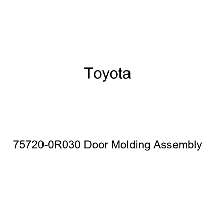 Genuine Toyota Belt Molding 75720-12820