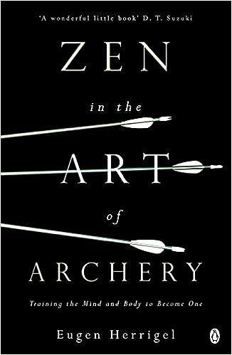 「zen in the art of archery」の画像検索結果