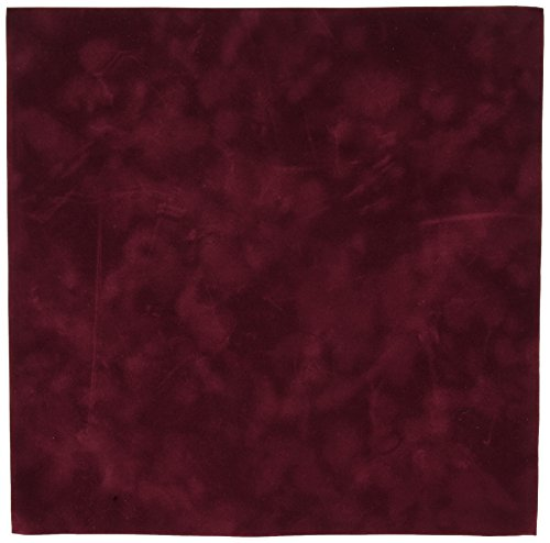 Sew Easy Industries 12-Sheet Velvet Paper, 12 by 12-Inch, Wine by Sew Easy Industries