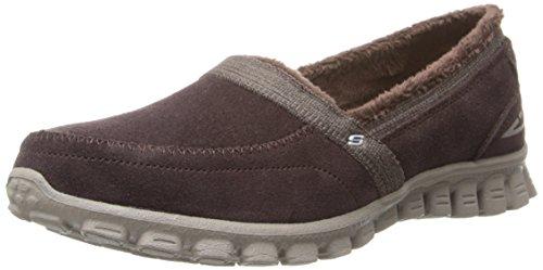 Mujer marrón Ez Flex Zapatillas 2 Marrón Skechers Choc nbsp;chilly wSqH0XX