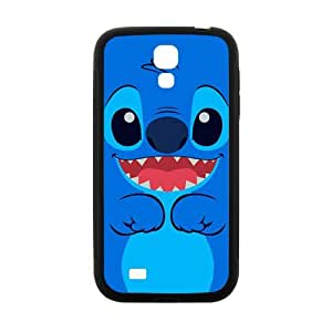 Blue Smurfs Cell Phone Case for Samsung Galaxy S4