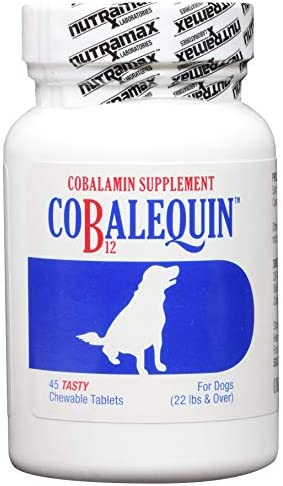 Amazon Com Cobalequin Chew Tab 45 Ct For Medium Large Dogs Pet