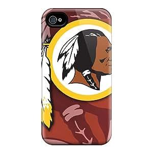 WcV944AAeo Jamesler Washington Redskins Feeling Iphone 4/4s On Your Style Birthday Gift Cover Case