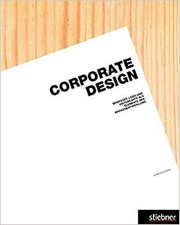 Corporate Design Briefkopf Logo Und Visitenkarte Als Elemente Der