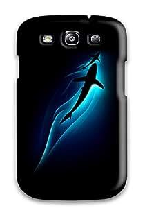 Andi Silverman Galaxy S3 Hybrid Tpu Case Cover Silicon Bumper Samsung Galaxy