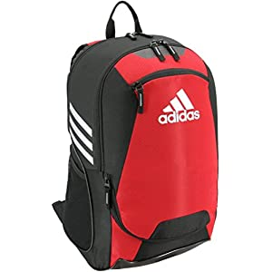 adidas Stadium II backpack, Red, One Size